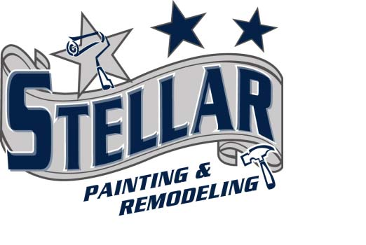 Stellar Painting And Remodeling Logo